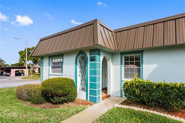 4344 Rustic Drive #4344, New Port Richey, FL 34652 (MLS #T3284652) :: Dalton Wade Real Estate Group