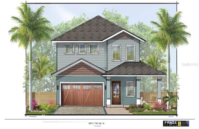 3317 N 17TH Street, Saint Petersburg, FL 33713 (MLS #T3284664) :: Premium Properties Real Estate Services