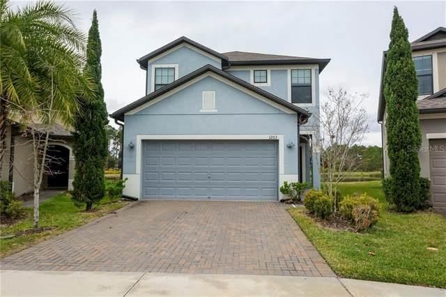 1203 Ballard Green Place, Brandon, FL 33511 (MLS #T3284775) :: Dalton Wade Real Estate Group