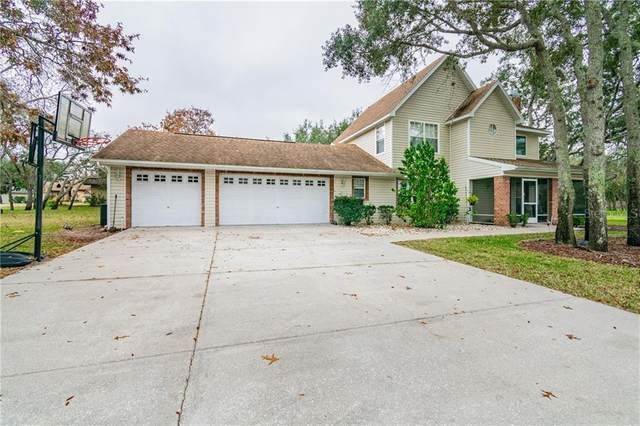 132 Forest Wood Court, Spring Hill, FL 34609 (MLS #T3284896) :: Team Buky