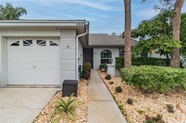 2522 Pine Cove Lane, Clearwater, FL 33761 (MLS #T3284918) :: Dalton Wade Real Estate Group
