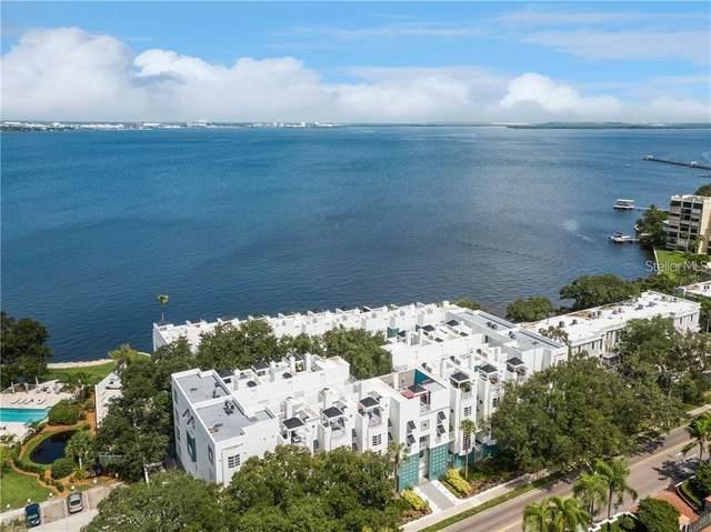 4950 Bayshore Boulevard #29, Tampa, FL 33611 (MLS #T3284974) :: Dalton Wade Real Estate Group