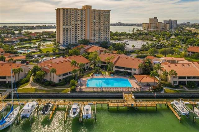 4760 Brittany Drive S #120, St Petersburg, FL 33715 (MLS #T3285052) :: Griffin Group