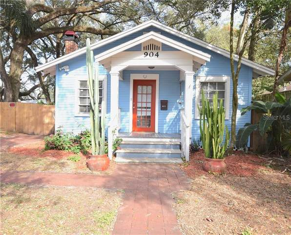 904 E Patterson Street, Tampa, FL 33604 (MLS #T3285129) :: Everlane Realty