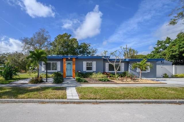 432 51ST Street N, St Petersburg, FL 33710 (MLS #T3285187) :: Griffin Group