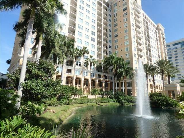 750 N Tamiami Trail #418, Sarasota, FL 34236 (MLS #T3285192) :: Griffin Group