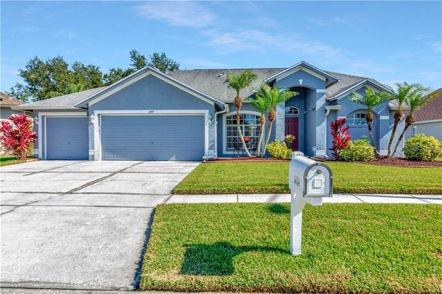 1414 Hatcher Loop Drive, Brandon, FL 33511 (MLS #T3285256) :: GO Realty