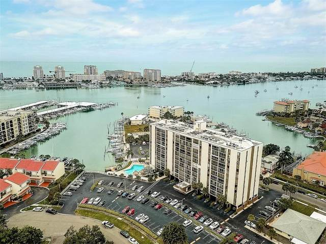 255 Dolphin Point #210, Clearwater, FL 33767 (MLS #T3285291) :: Everlane Realty