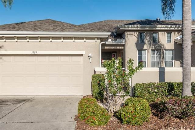 2285 Sifield Greens Way #2285, Sun City Center, FL 33573 (MLS #T3285373) :: Visionary Properties Inc