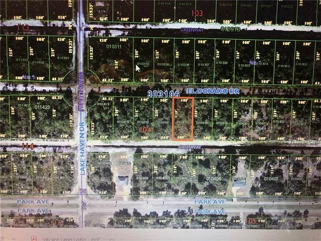 515 El Dorado Drive, Indian Lake Estates, FL 33855 (MLS #T3285388) :: Young Real Estate