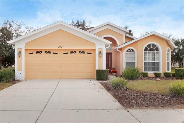 414 Bloomfield Drive, Spring Hill, FL 34609 (MLS #T3285531) :: The Heidi Schrock Team