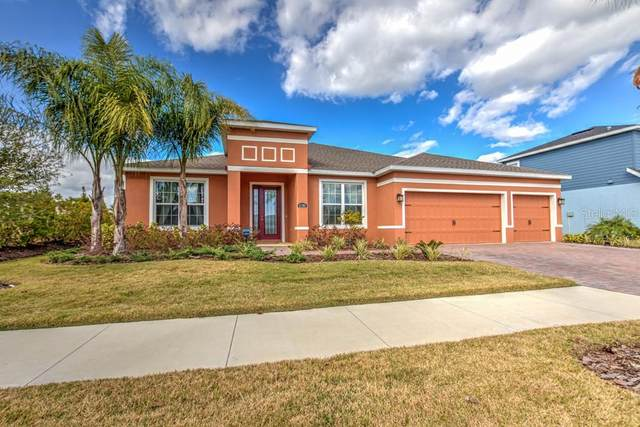 11791 Lake Lucaya Drive, Riverview, FL 33579 (MLS #T3285583) :: Griffin Group