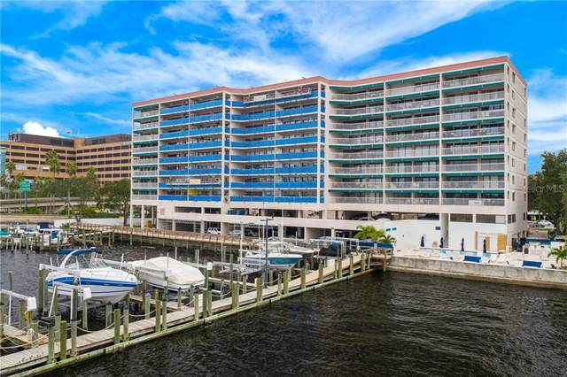 2 Adalia Avenue #801, Tampa, FL 33606 (MLS #T3285584) :: Carmena and Associates Realty Group