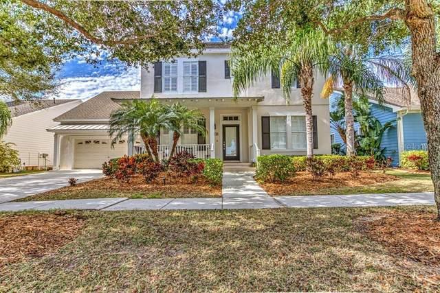5718 Sea Trout Place, Apollo Beach, FL 33572 (MLS #T3285600) :: Everlane Realty