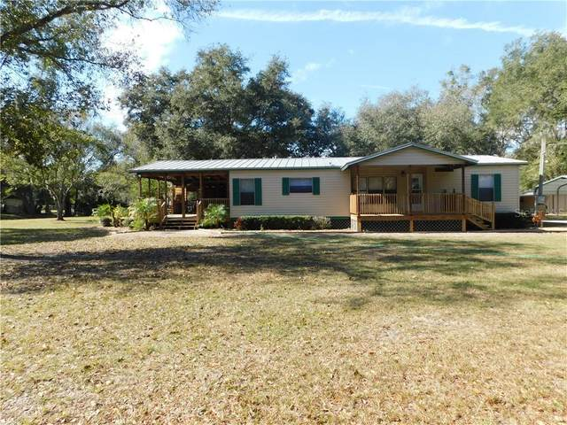 5545 Five Acre Road, Plant City, FL 33565 (MLS #T3285744) :: The Paxton Group
