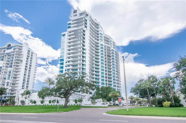 3401 Bayshore Boulevard #2302, Tampa, FL 33629 (MLS #T3285780) :: Keller Williams Realty Peace River Partners