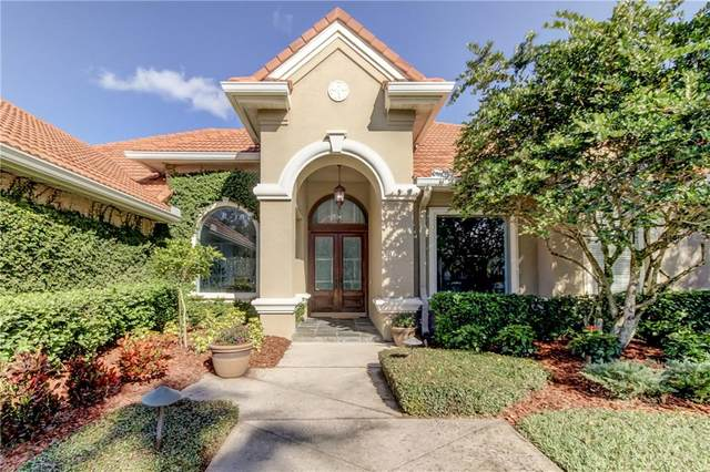 9824 Emerald Links Drive, Tampa, FL 33626 (MLS #T3285785) :: Team Bohannon Keller Williams, Tampa Properties