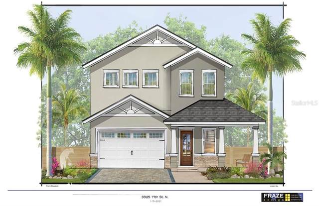 3325 N 17TH Street N, St Petersburg, FL 33713 (MLS #T3285836) :: Team Buky