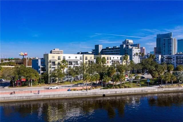 1501 Doyle Carlton Drive #405, Tampa, FL 33602 (MLS #T3285857) :: Premier Home Experts