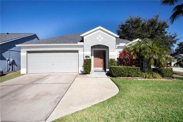 916 Ridge Haven Drive, Brandon, FL 33511 (MLS #T3286090) :: Griffin Group