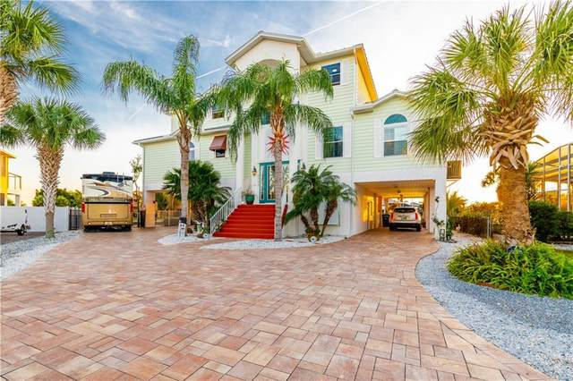4365 7TH Isle, Hernando Beach, FL 34607 (MLS #T3286122) :: Pepine Realty
