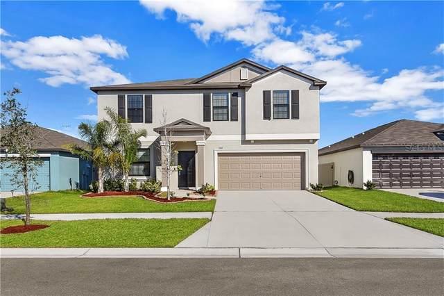 7104 Ozello Trail Ave, Sun City Center, FL 33573 (MLS #T3286187) :: Dalton Wade Real Estate Group