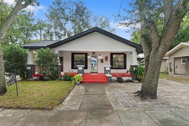 202 W Woodlawn Avenue, Tampa, FL 33603 (MLS #T3286207) :: The Light Team