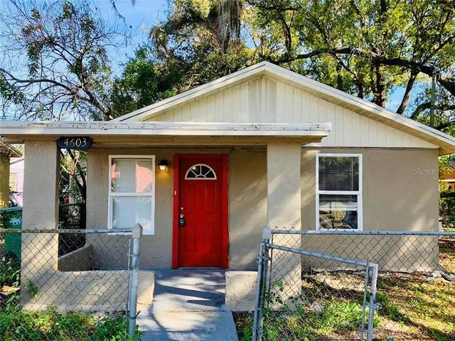 4603 N 18TH Street, Tampa, FL 33610 (MLS #T3286261) :: Sarasota Property Group at NextHome Excellence