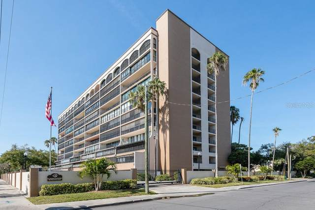 3211 W Swann Avenue #903, Tampa, FL 33609 (MLS #T3286300) :: The Light Team