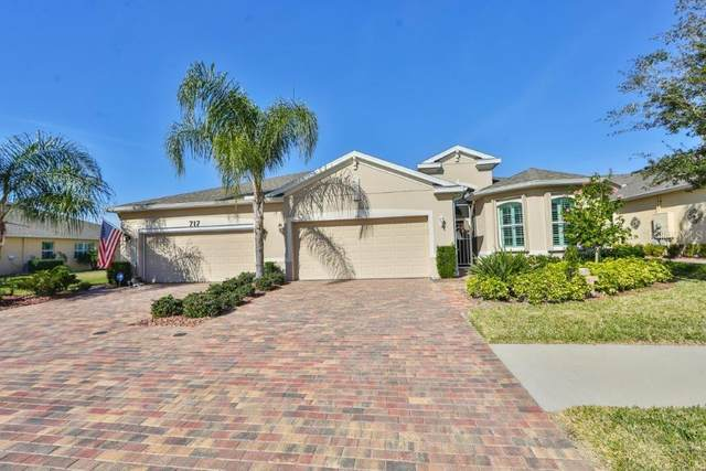 715 Chipper Drive, Sun City Center, FL 33573 (MLS #T3286313) :: The Heidi Schrock Team