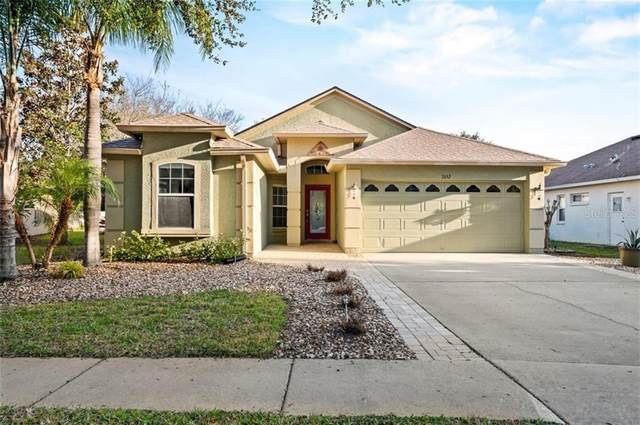 7652 Blue Spring Drive, Land O Lakes, FL 34637 (MLS #T3286378) :: Sarasota Home Specialists