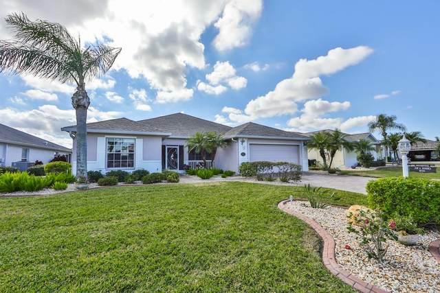 2219 North Creek Court, Sun City Center, FL 33573 (MLS #T3286470) :: Dalton Wade Real Estate Group