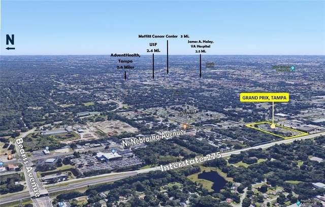 14340 N Nebraska Avenue, Tampa, FL 33613 (MLS #T3286480) :: Team Bohannon Keller Williams, Tampa Properties