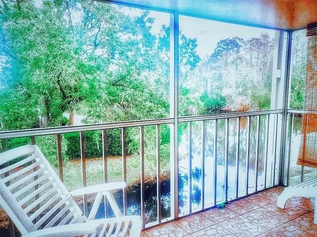 7911 Hardwick Drive #425, New Port Richey, FL 34653 (MLS #T3286521) :: Godwin Realty Group