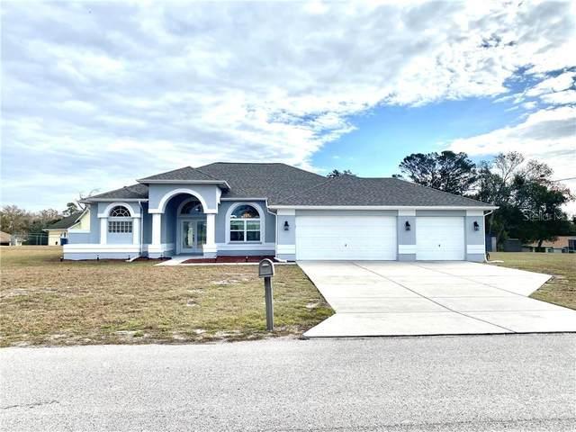 10218 Sunburst Court, Spring Hill, FL 34608 (MLS #T3286550) :: Everlane Realty