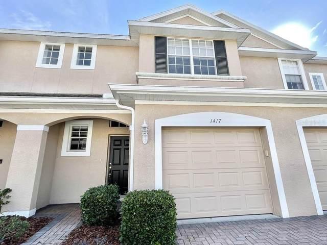 1417 Summergate Drive, Valrico, FL 33594 (MLS #T3286693) :: The Heidi Schrock Team