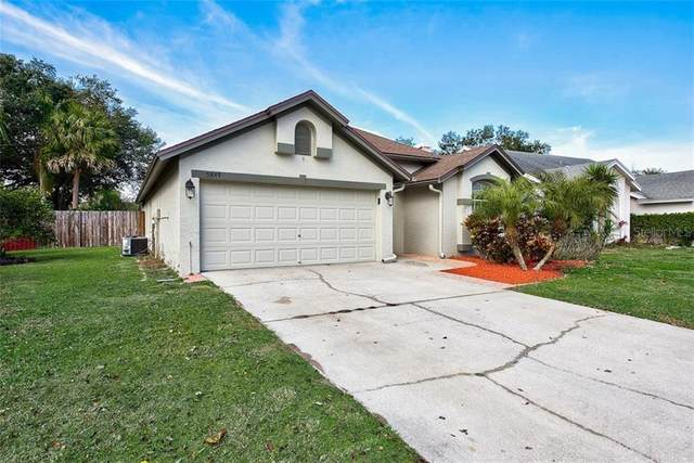 5849 Azure Drive, Wesley Chapel, FL 33545 (MLS #T3286701) :: Team Bohannon Keller Williams, Tampa Properties