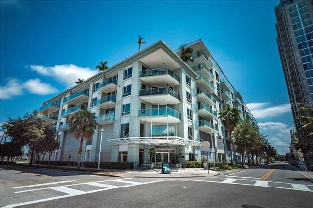 111 N 12TH Street #1317, Tampa, FL 33602 (MLS #T3286706) :: The Heidi Schrock Team
