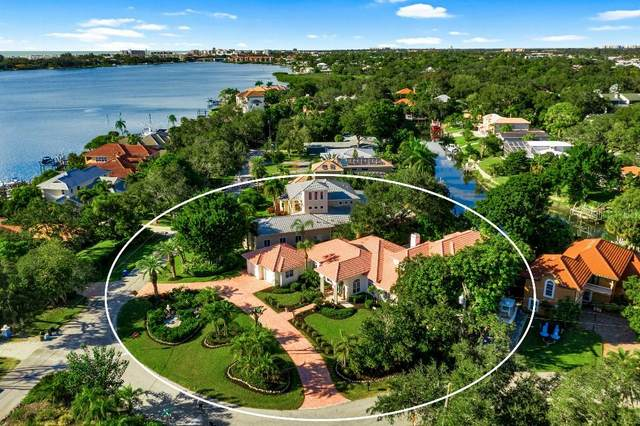 1707 Caribbean Drive, Sarasota, FL 34231 (MLS #T3286735) :: Sarasota Property Group at NextHome Excellence