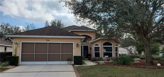 366 Bloomfield Drive, Spring Hill, FL 34609 (MLS #T3286797) :: CENTURY 21 OneBlue