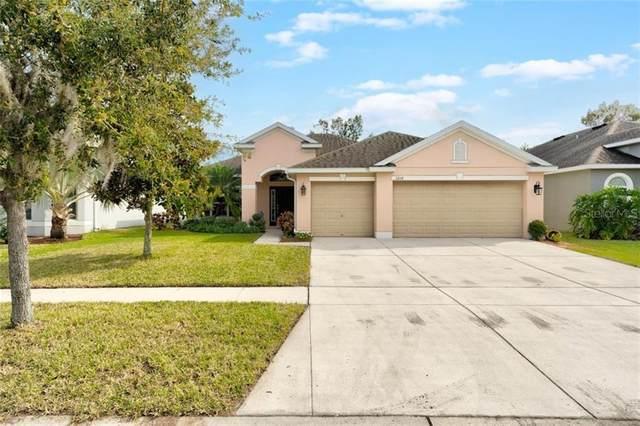 1207 Parker Den Drive, Ruskin, FL 33570 (MLS #T3286828) :: Frankenstein Home Team