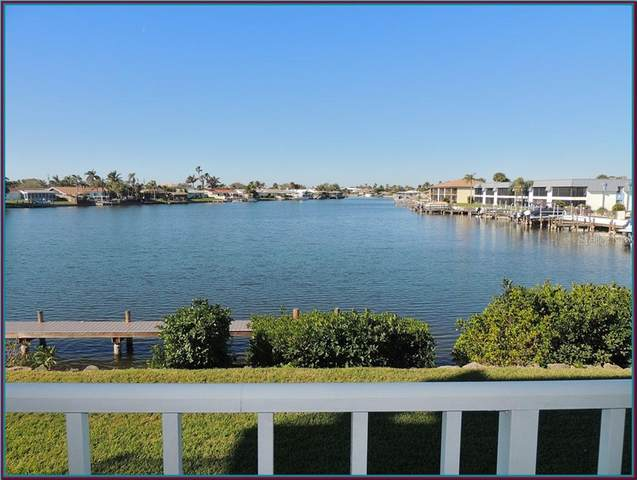 1750 Commodore Boulevard #2202, Cocoa Beach, FL 32931 (MLS #T3286841) :: Griffin Group