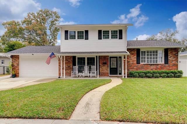 623 E Davis Boulevard, Tampa, FL 33606 (MLS #T3286956) :: Florida Real Estate Sellers at Keller Williams Realty