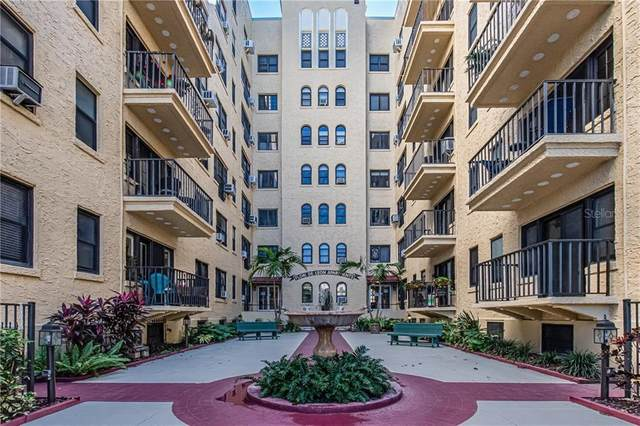 130 4TH Avenue N #702, St Petersburg, FL 33701 (MLS #T3288126) :: Medway Realty