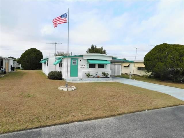 5319 Mary Street, Zephyrhills, FL 33542 (MLS #T3288195) :: Sarasota Gulf Coast Realtors