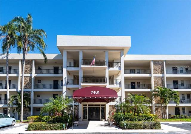 7461 W Country Club Drive N #309, Sarasota, FL 34243 (MLS #T3288469) :: SunCoast Home Experts