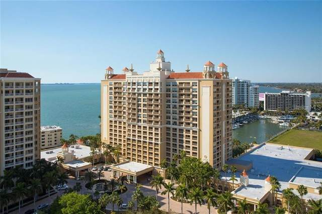 1111 Ritz Carlton Drive #1005, Sarasota, FL 34236 (MLS #T3288801) :: Positive Edge Real Estate