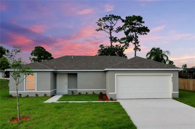 4281 Golfair Lane, North Port, FL 34288 (MLS #T3288883) :: Bob Paulson with Vylla Home