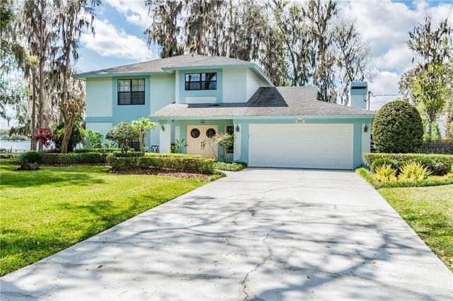 15517 Lake Magdalene Boulevard, Tampa, FL 33613 (MLS #T3289729) :: Medway Realty