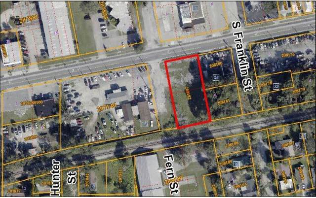 713 W Dr Martin Luther King Jr Boulevard, Plant City, FL 33563 (MLS #T3289822) :: Medway Realty